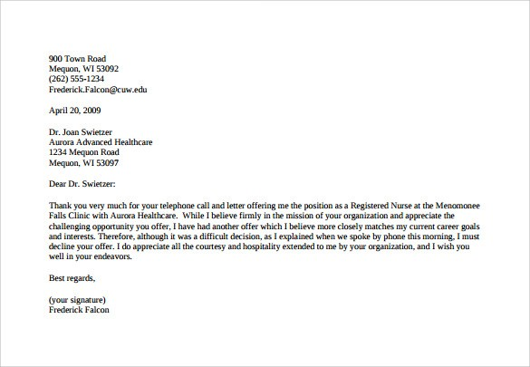 Email To Negotiate Salary