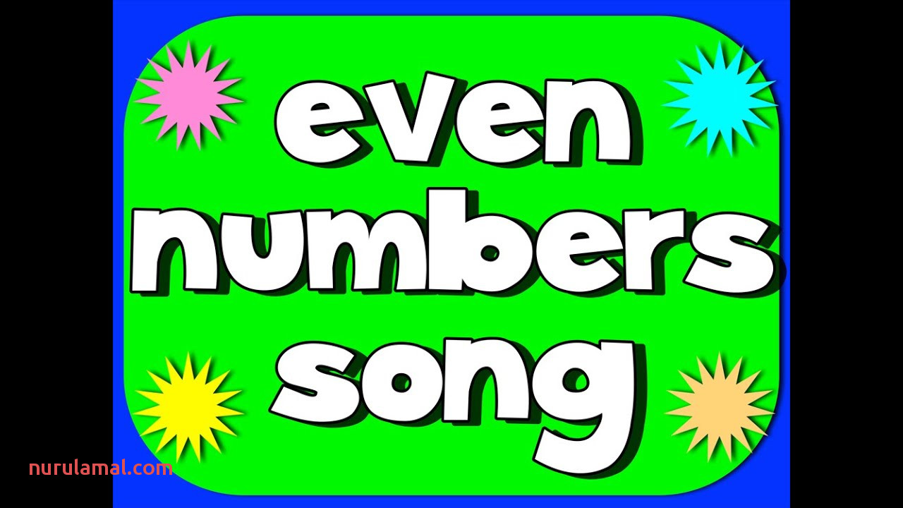 Even Number song
