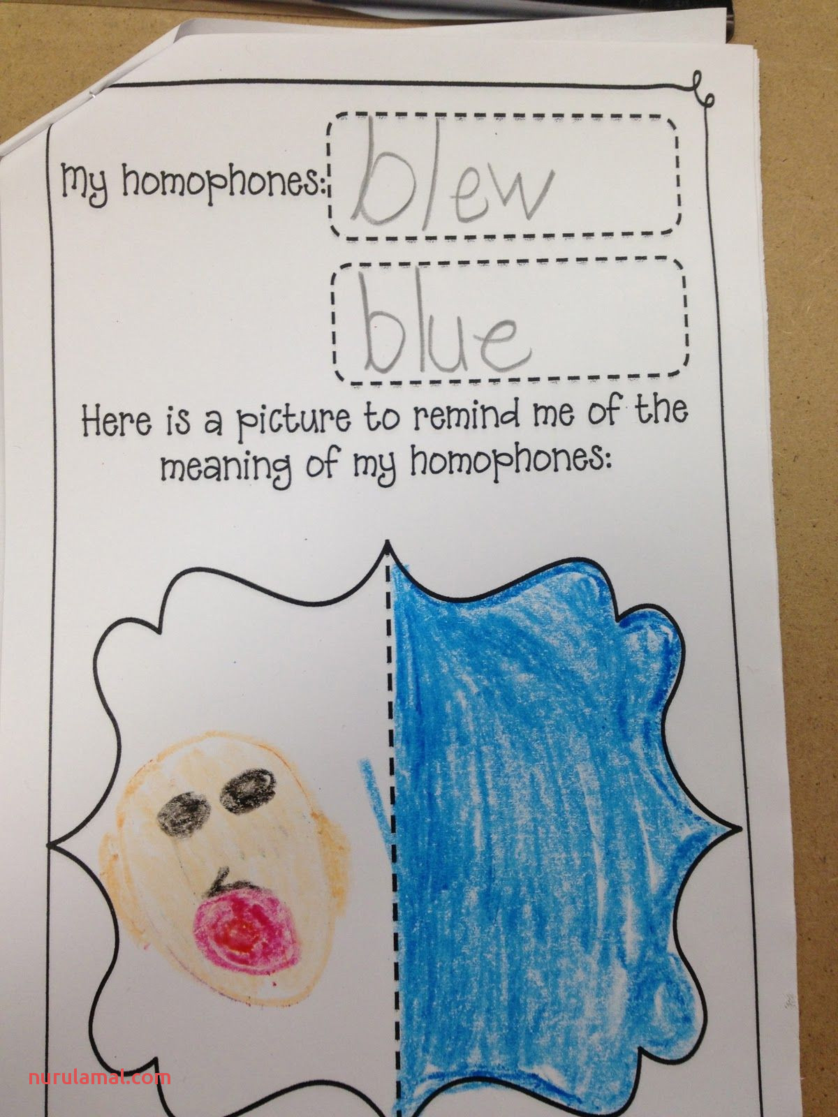 Fabulous In First Holidays and Homophones