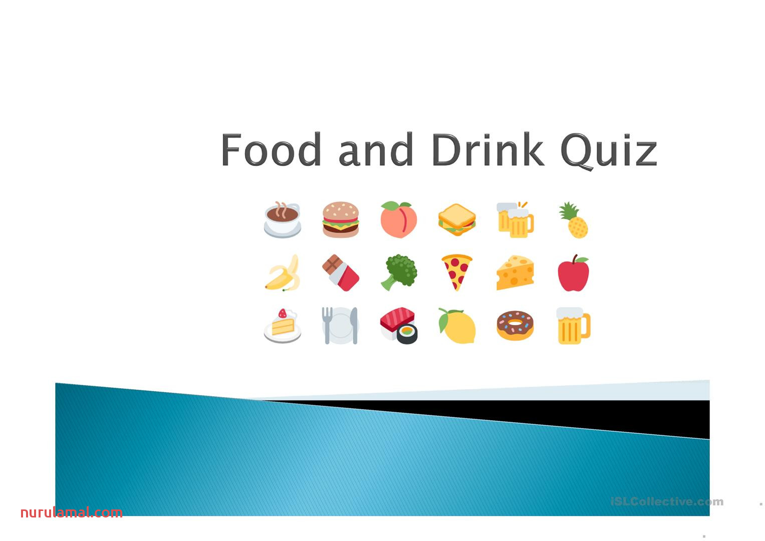 Food Quiz English Esl Powerpoints