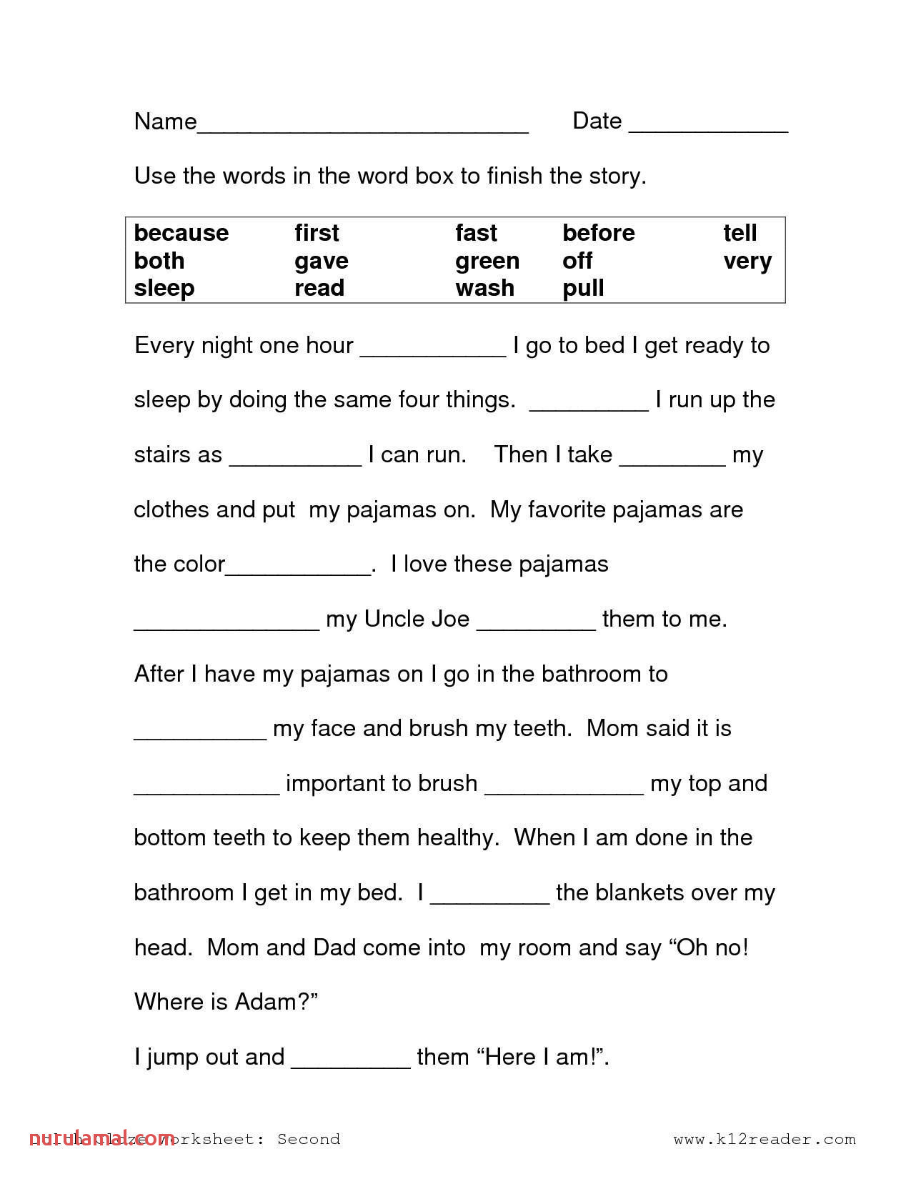 3rd grade grammar worksheets to printable to 3