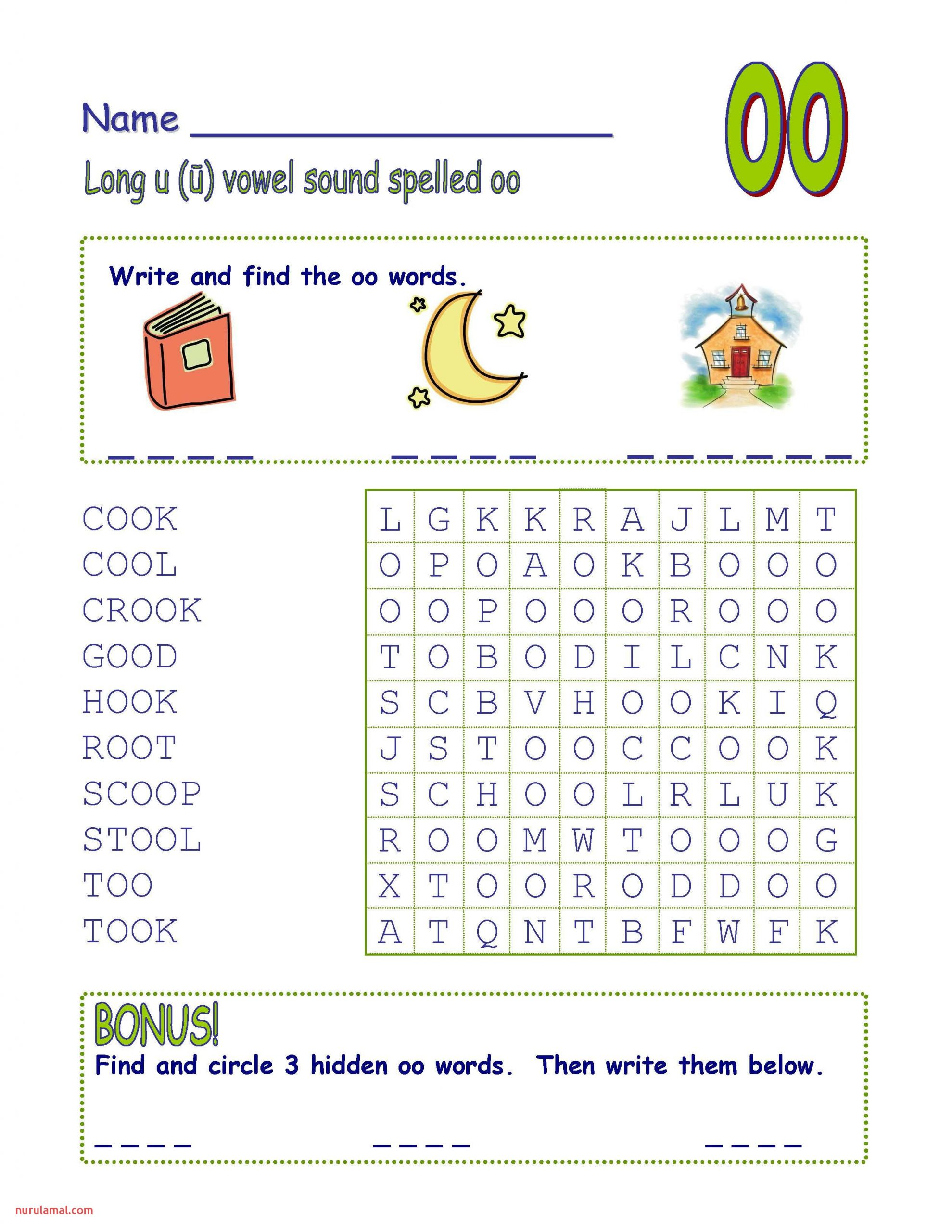 "Freebie 50 Mon Core Digraph Long Vowel "" U "" Spelled"