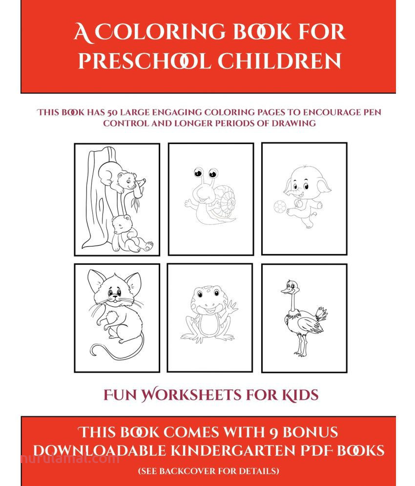 Fun Worksheets for Kids A SDL 1 b0c03