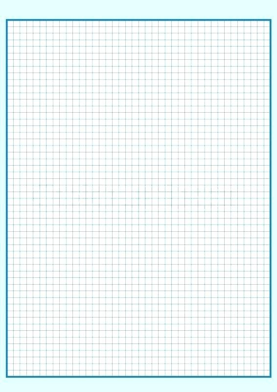 Graph Paper Template A Printable Engineering Grid Word