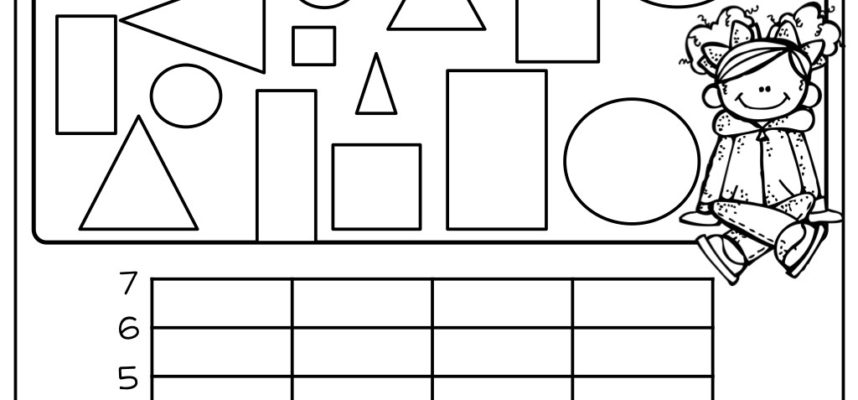 Graphing Shapes and tons Of Other Great Printables