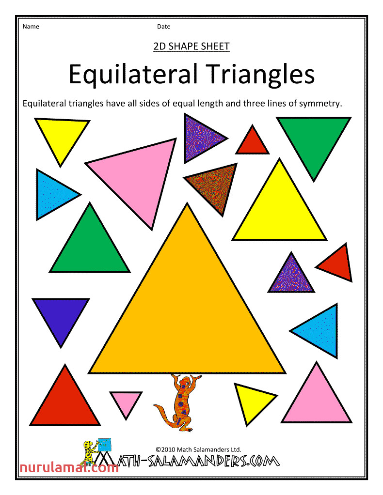 Hapes Clip Art Triangles & Quadrilaterals