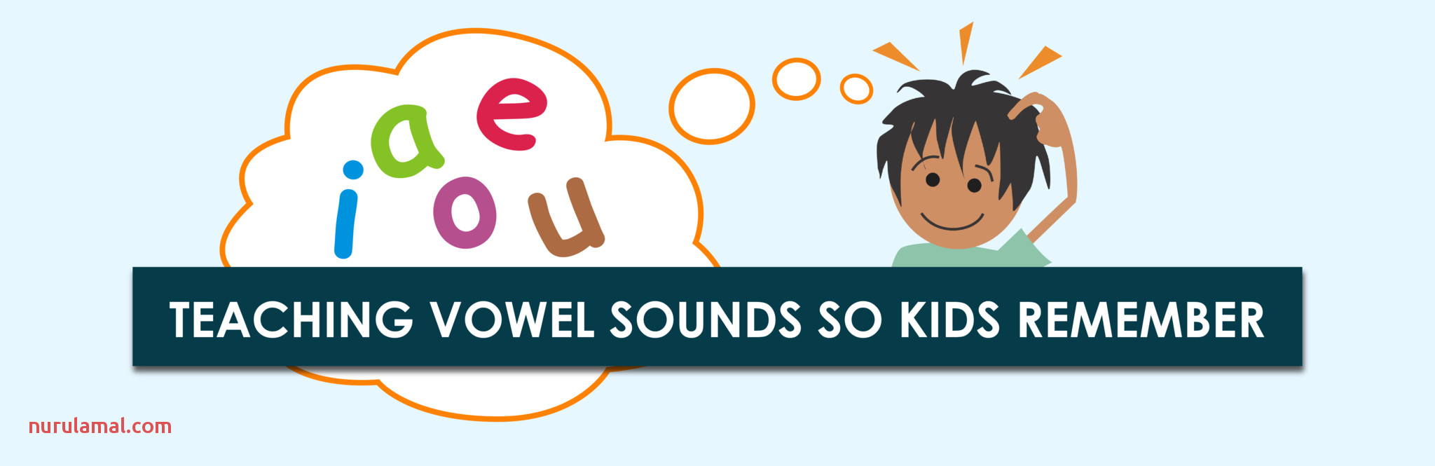 How to Teach Vowel sounds so Kids Will Remember Child1st