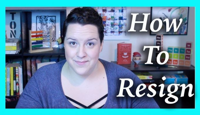 How To Write A Resignation Letter Nanny Advice Youtube