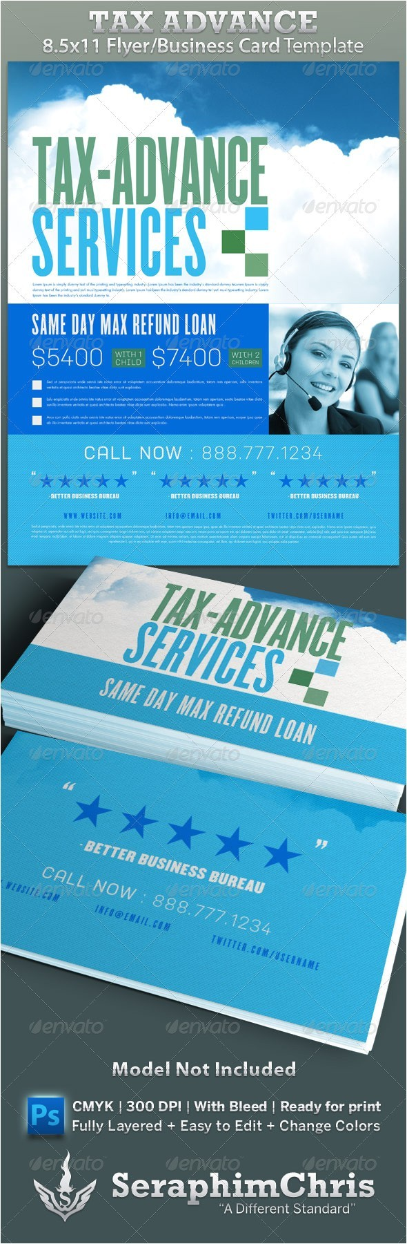 Income Tax Business Card Templates The Hakkinen