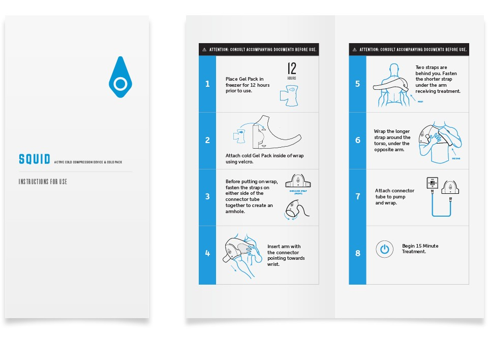 Instruction Manual Template Template Business