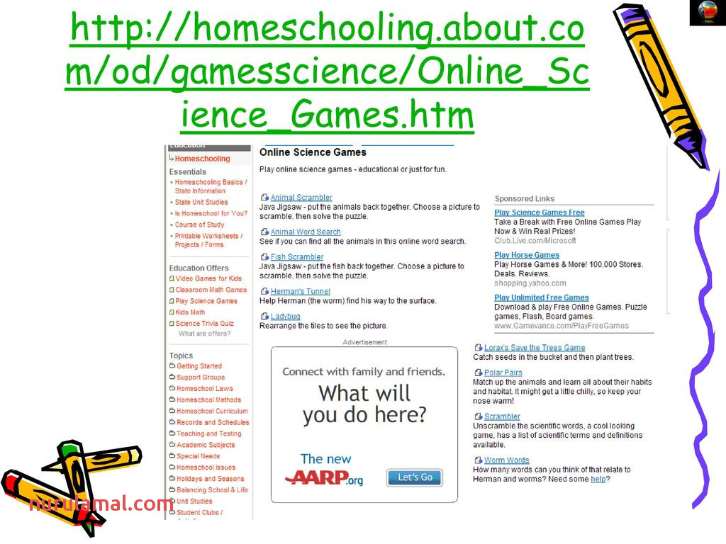 about od gamesscience line Science Games