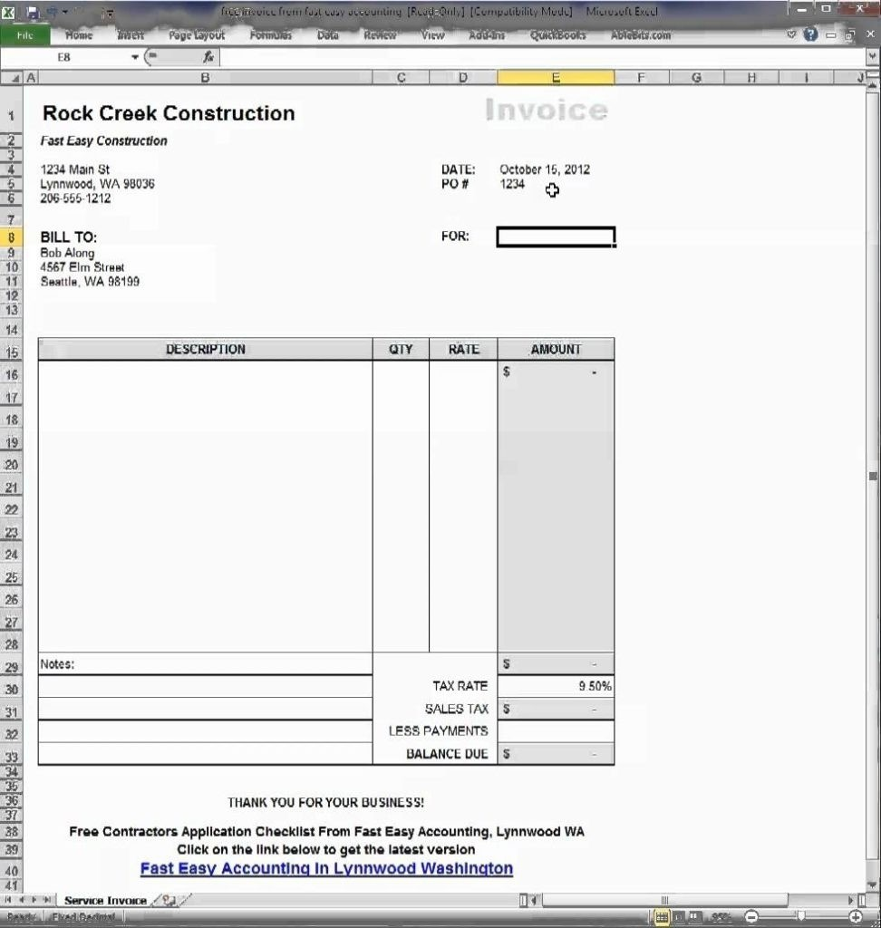Invoice Templates Google Docs Invoice Template Ideas
