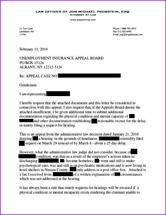 Irs Appeal Letter Sample Irs Tax Letter Nhhrrd Beautiful