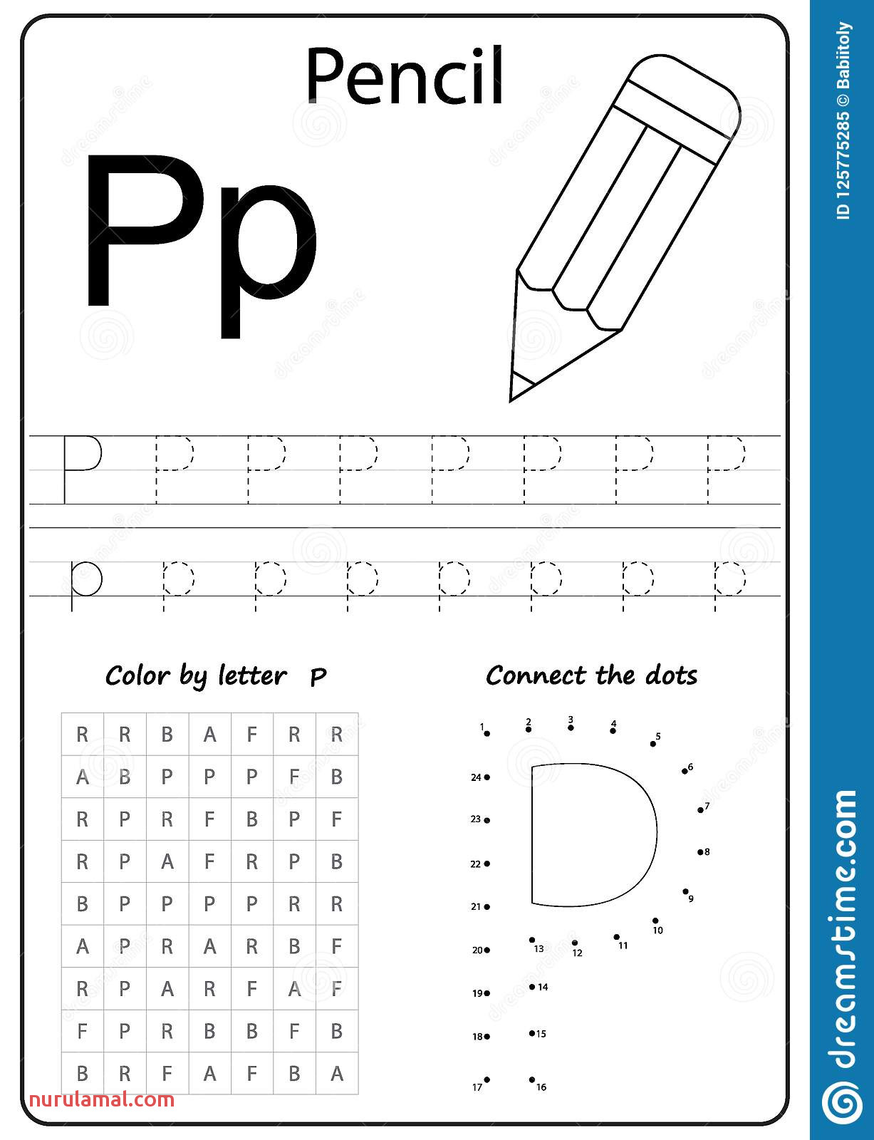 az worksheets for kindergarten kids writing letter p worksheet z