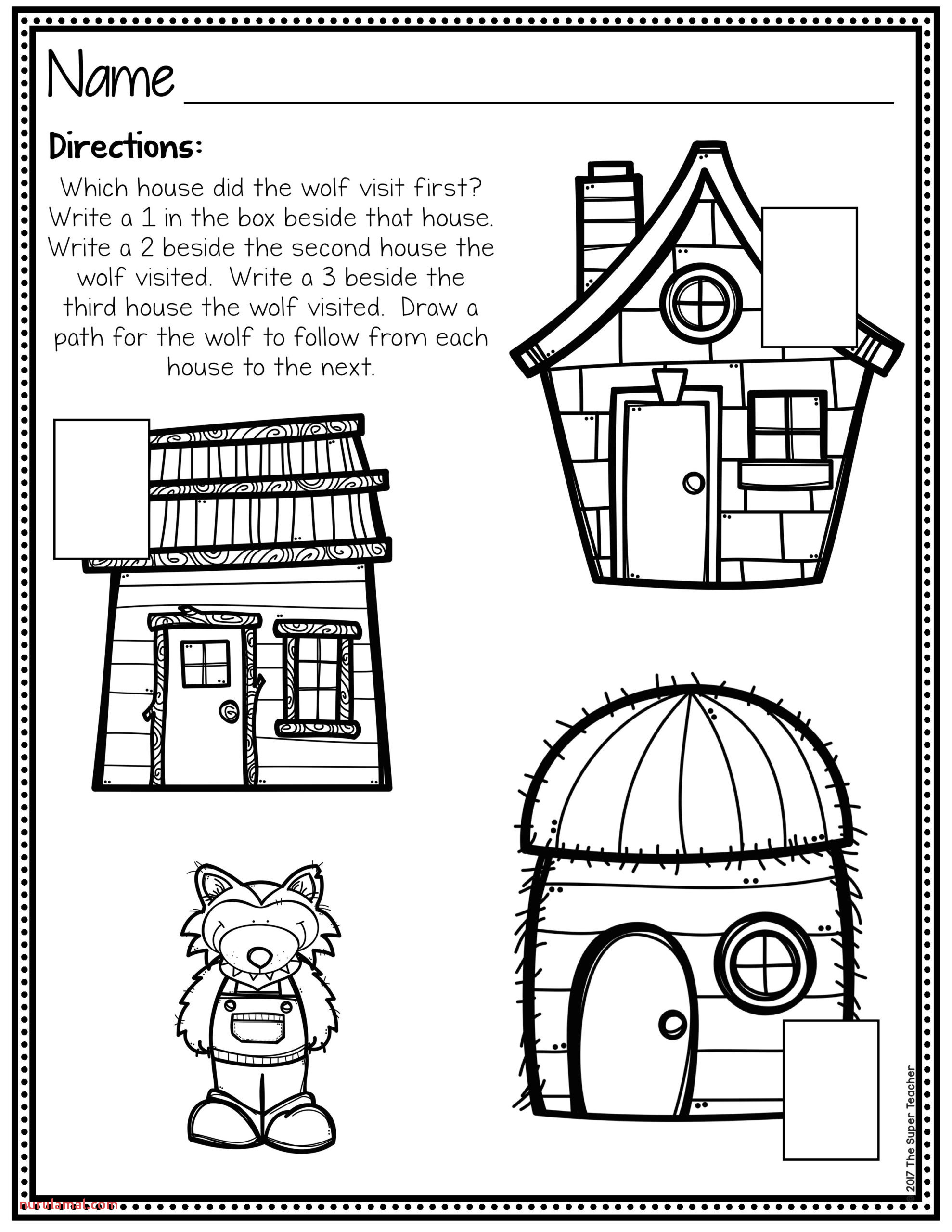 Kindergarten Worksheets Nouns and Pronouns Exercises Pdf