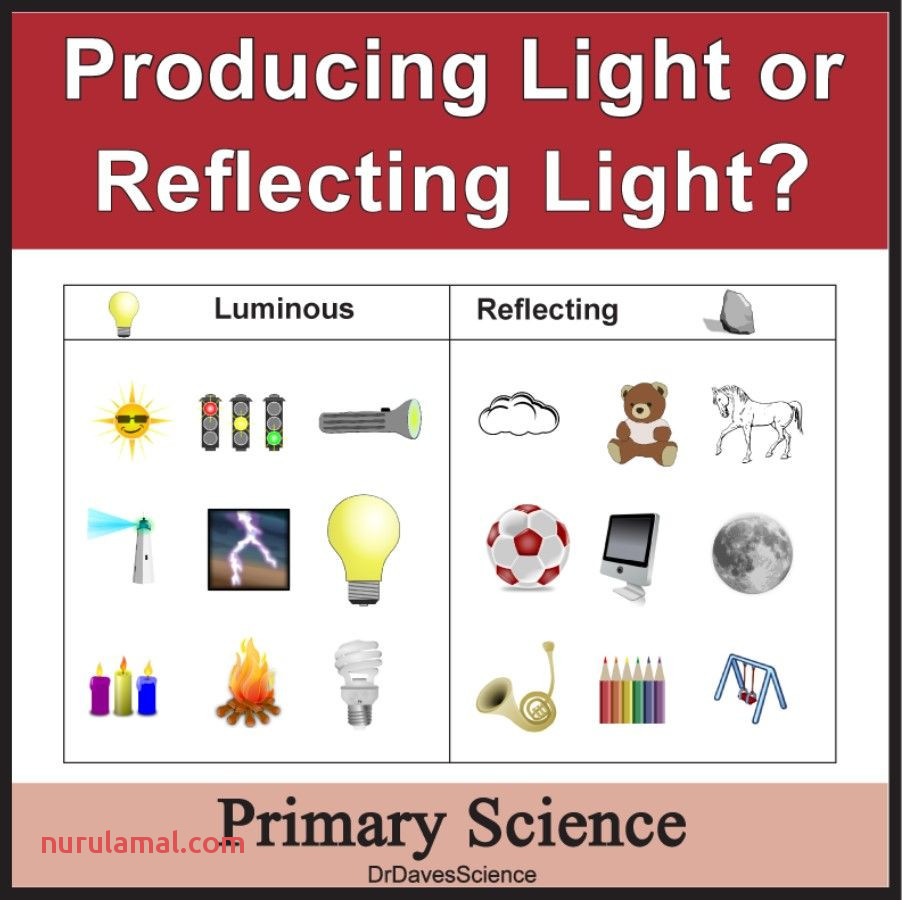 Light Science Reflecting or Producing