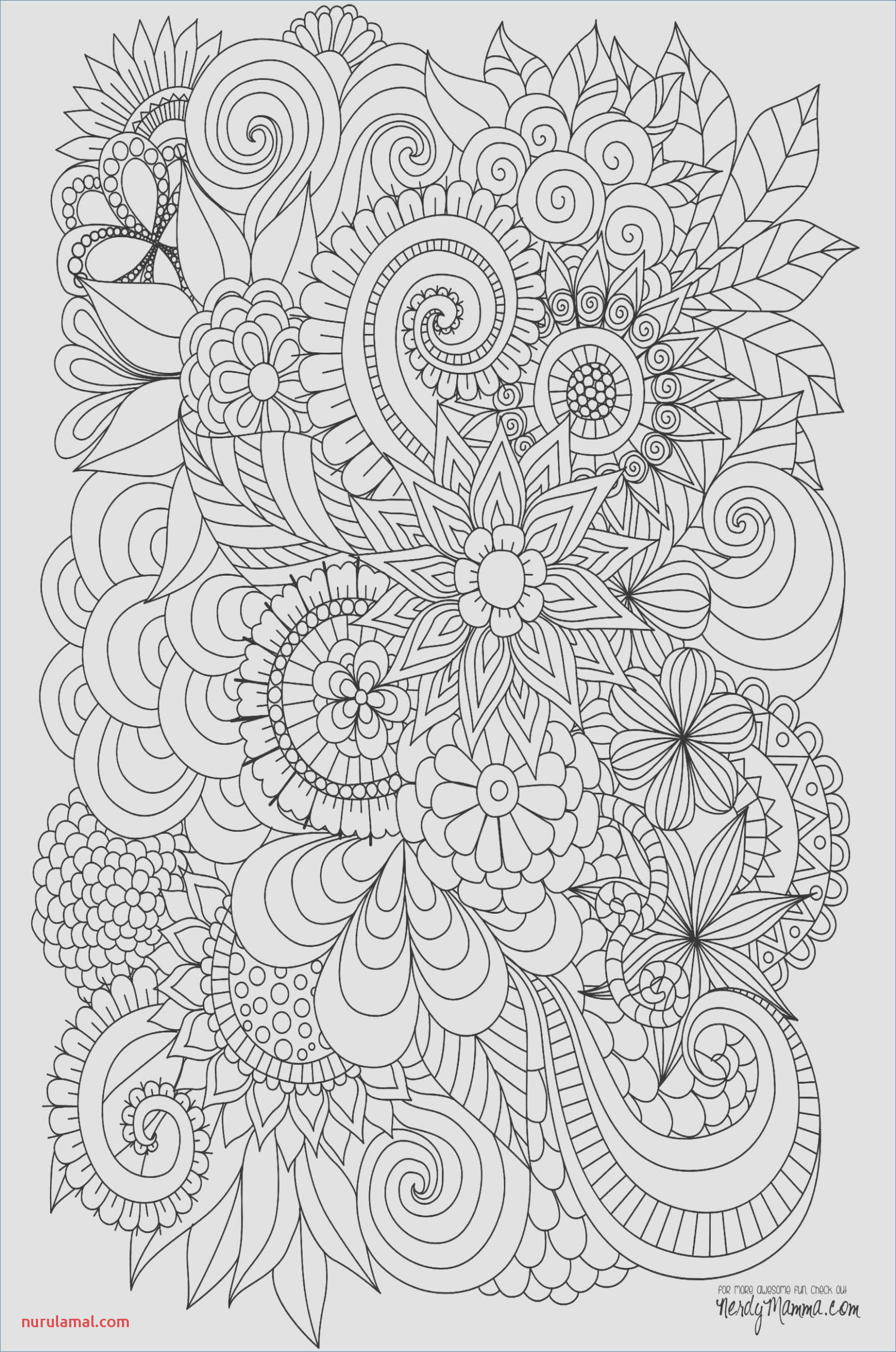 Lovely Coloring Pages with Words Printable – Ingbackfo