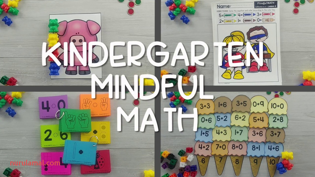 Math Program Mindful Math Curriculum for Primary Grades