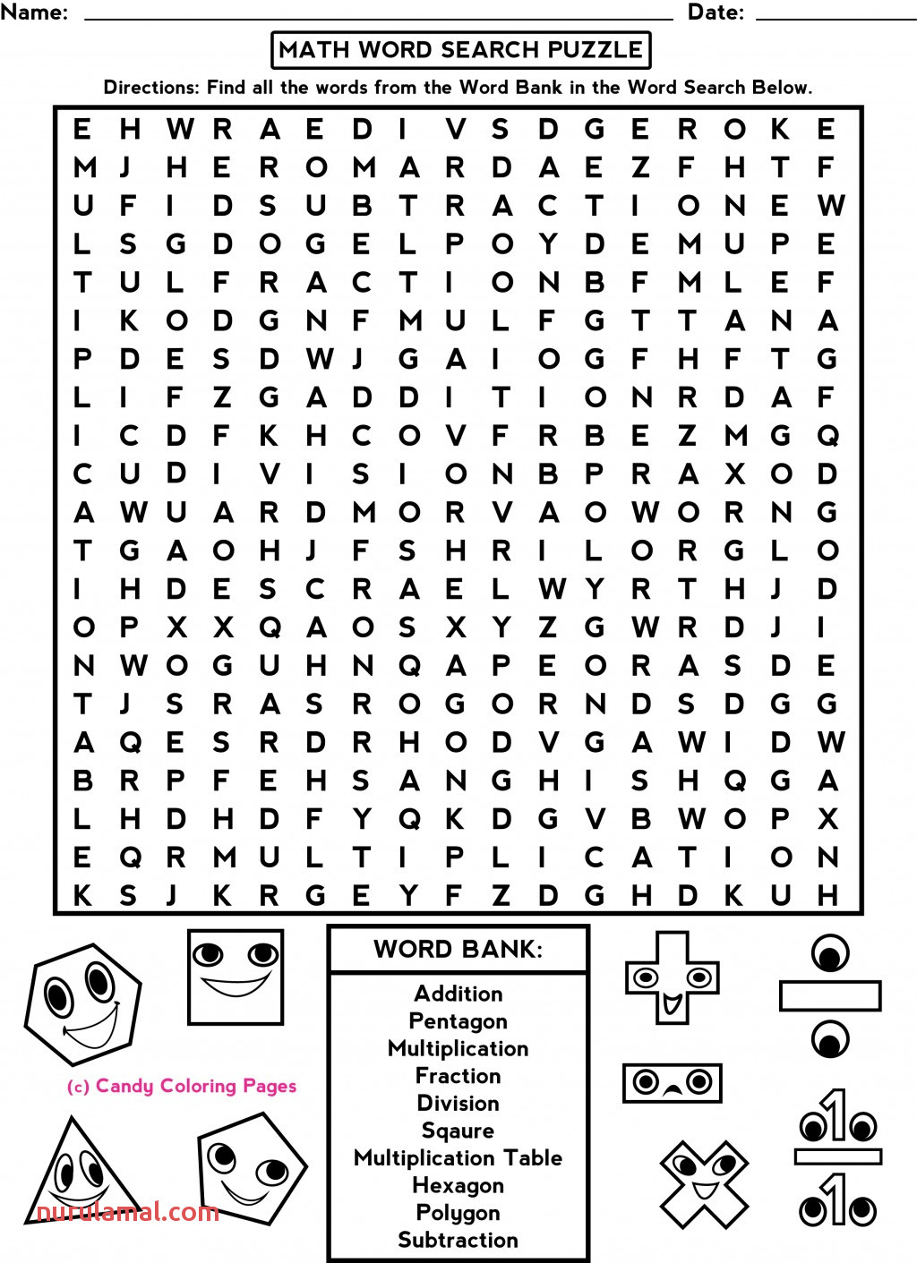maths puzzle for 1st grade 1024x1412