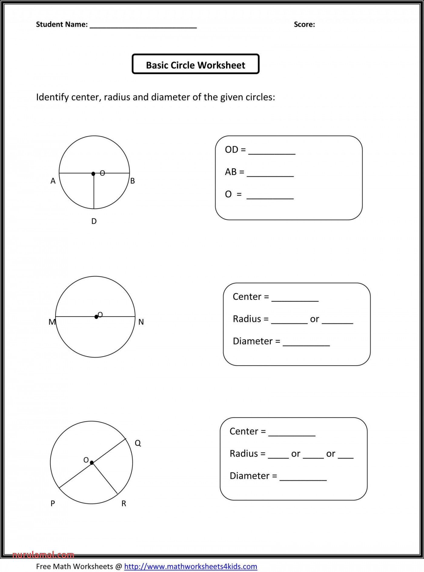 Math Worksheets Fractions Fifth Grade Exceptional 5th
