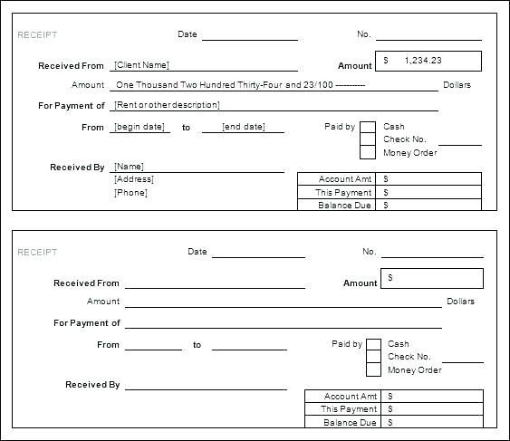 Money Order Template Fill Blank Or Editable Sign Fax And