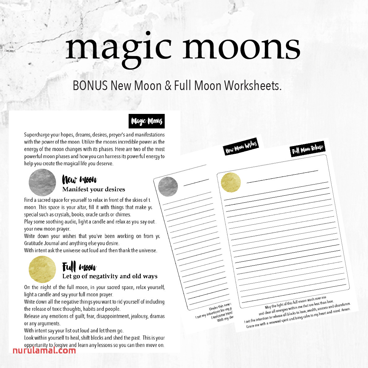 Moon Phases and the Law Of attraction Missy Madison