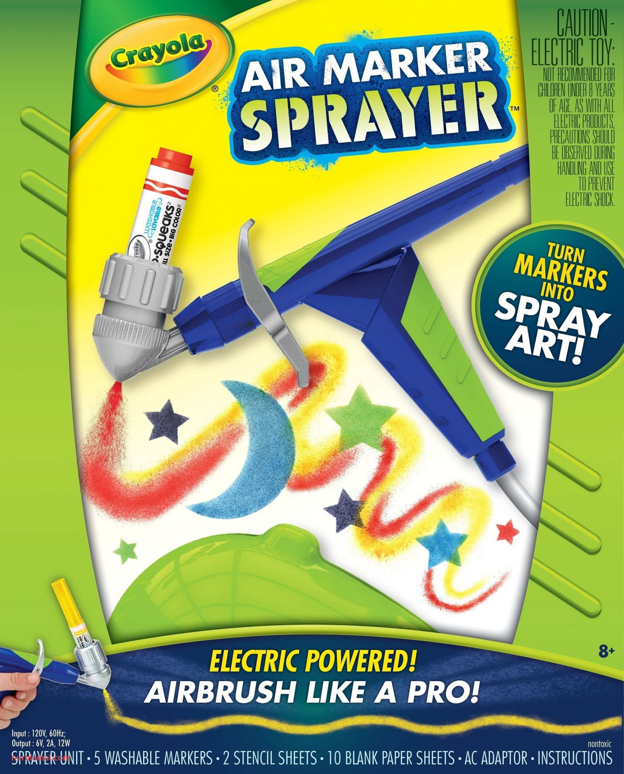 New Crayola Products Use Color and Innovative Play