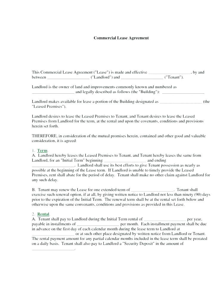 No Renewal Lease Letter To Landlord Not Renewing Of Intent