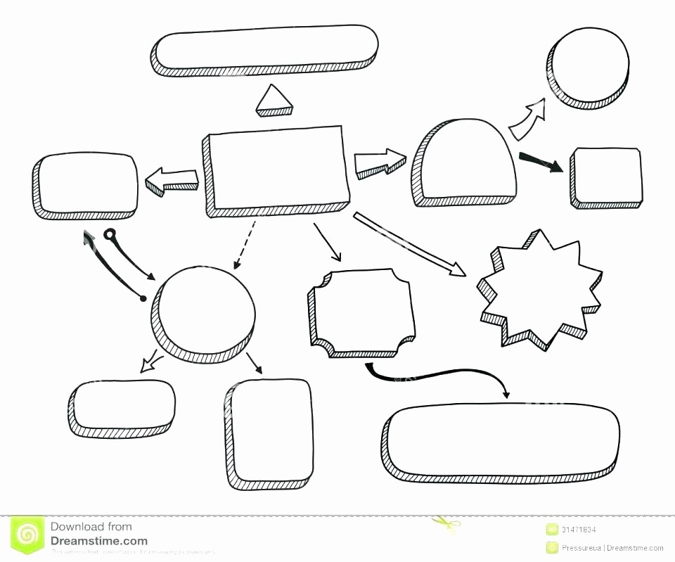 Nursing Concept Mapping Template Nursing Diagnosis Concept
