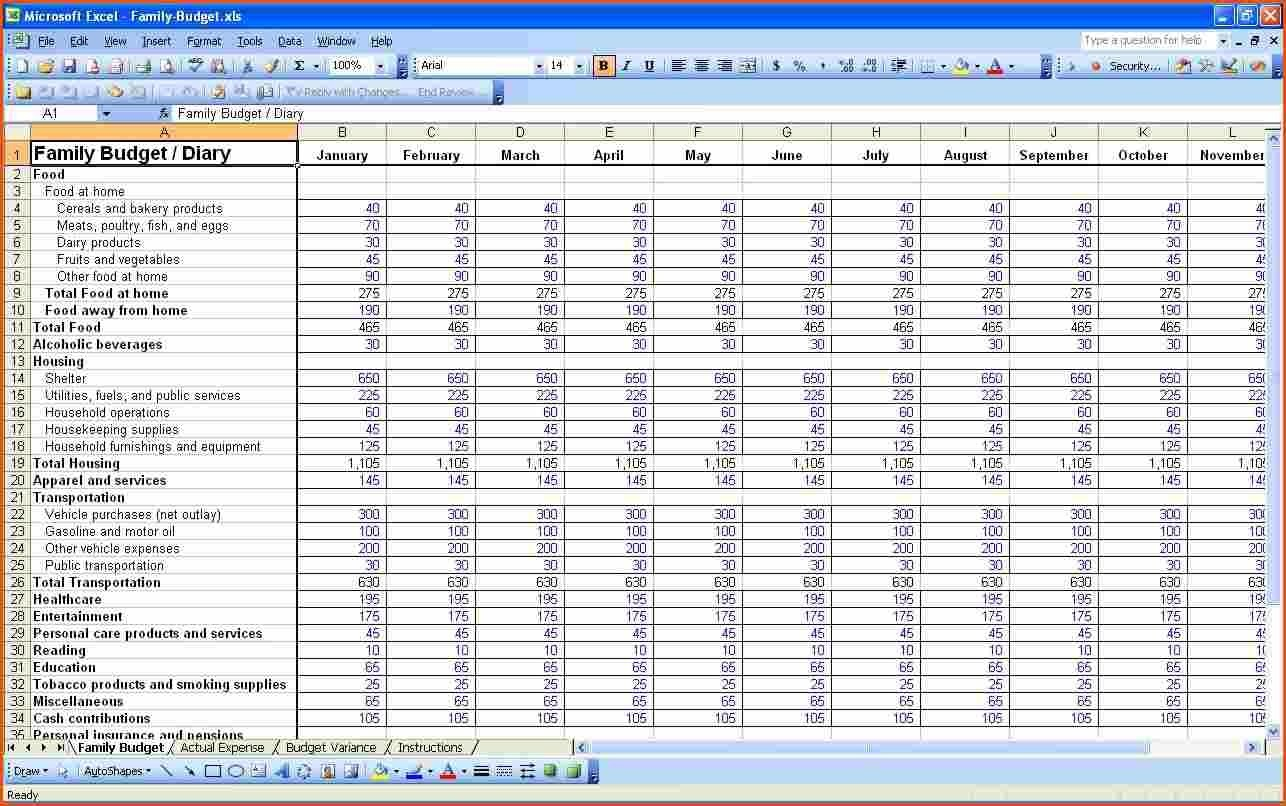 P L Spreadsheet Template Spreadsheet Templates For Busines