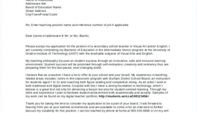 Paraprofessional Cover Letter No Experience Thevillas.co