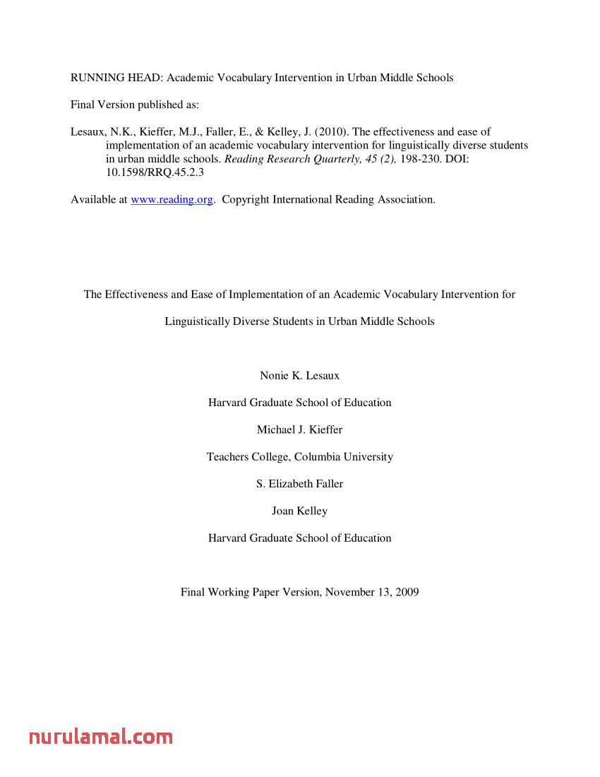 Pdf the Effectiveness and Ease Of Implementation Of An