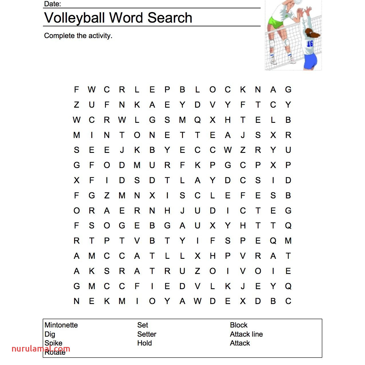 Pe Puzzle Worksheets