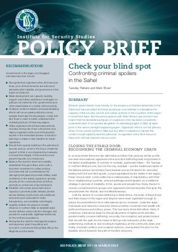 Policy Brief Template Microsoft Word