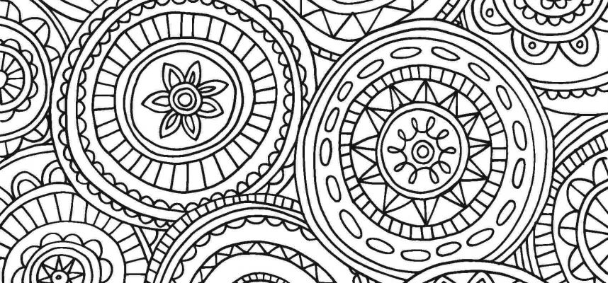 Printable Coloring Worksheets for Adults Coloring Pages Free