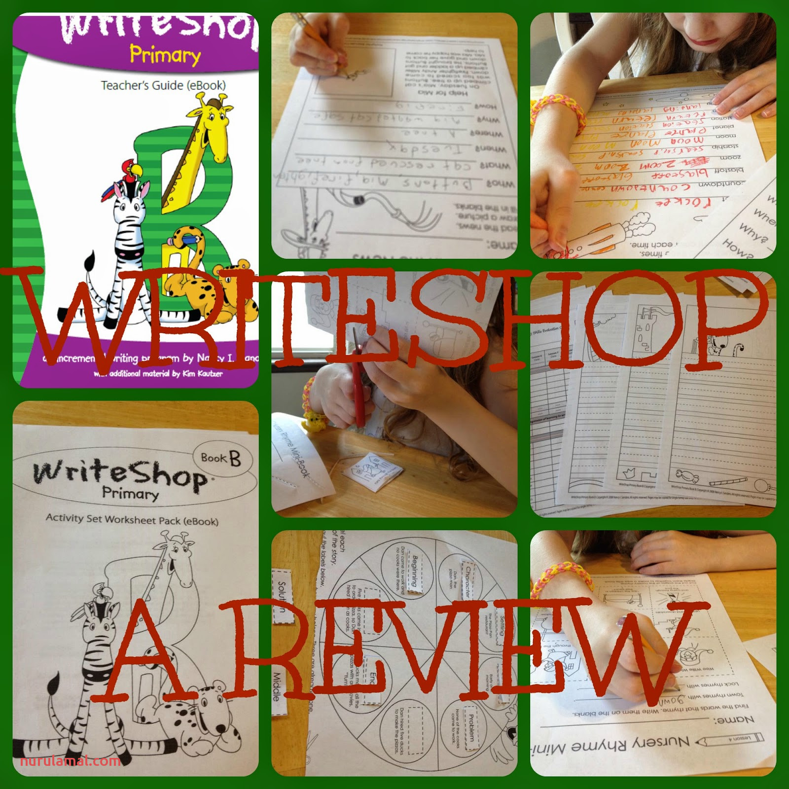 Puddle Jumping tos Review Writeshop