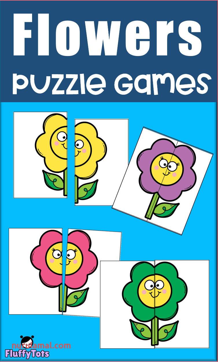 Puzzles for toddlers Her Crochet