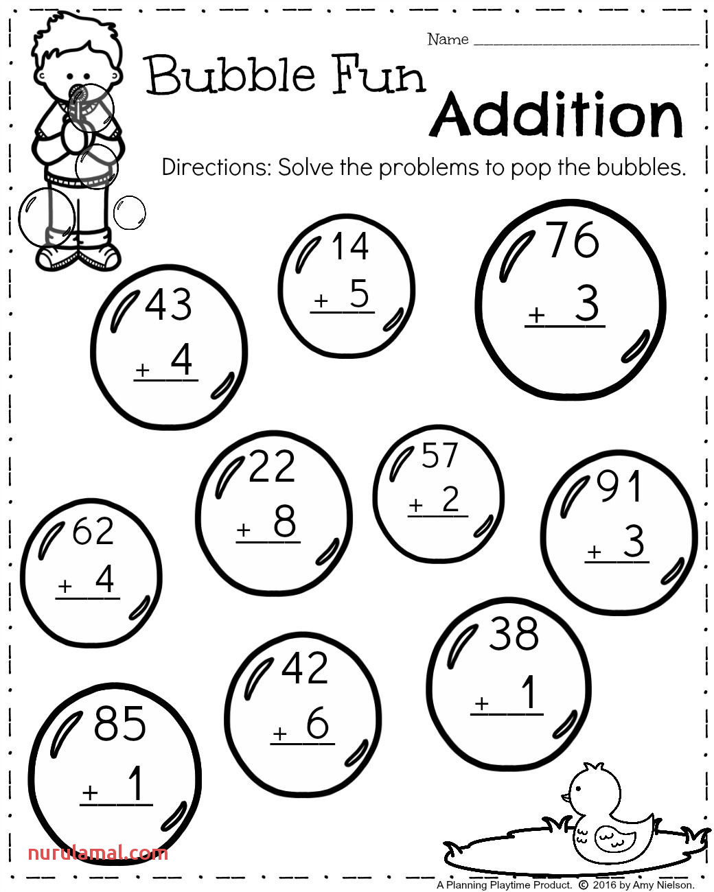 Reading Worskheets Digit by Addition with Regrouping Cute