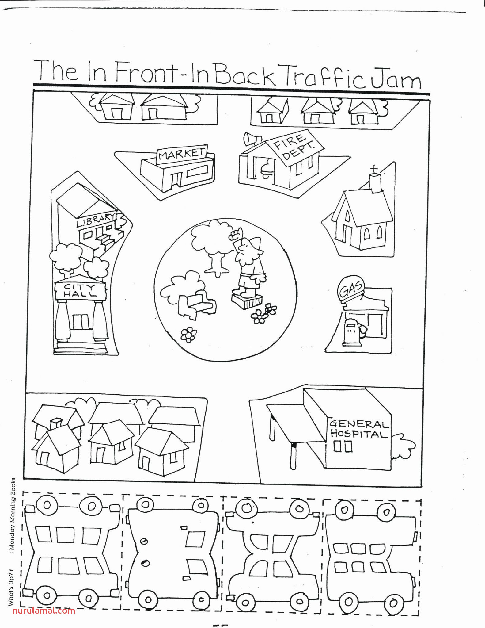Reading Worskheets Preschool Learning Activities Printable
