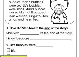 Reading Worskheets Printable Math Worksheets Addition