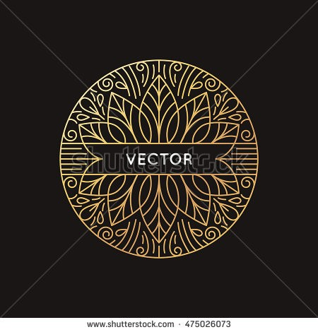 Round Logo Stock Images Royalty Free Images Vectors