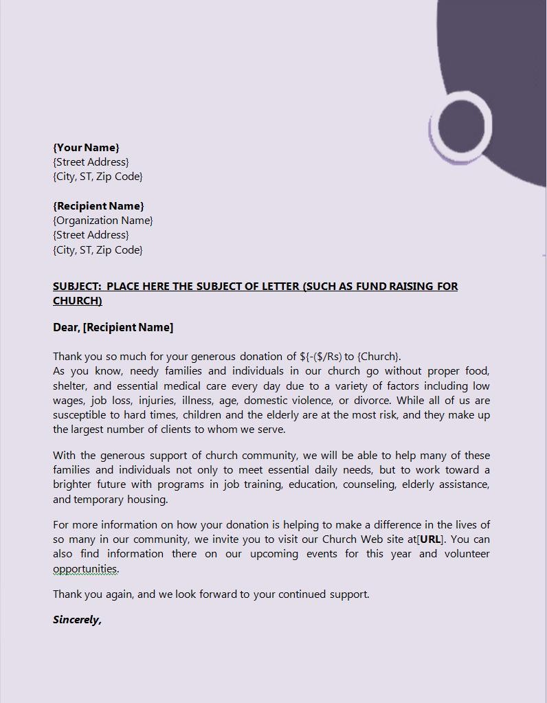 Sample Business Letter With Letterhead Sample Business
