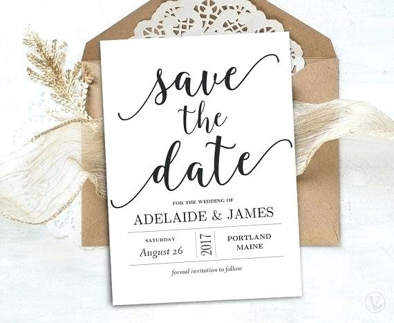 Save The Date Event Templates Word Sample Flyers A