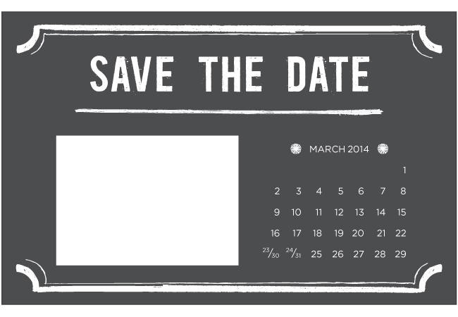Save The Date Template Word Invitation Template