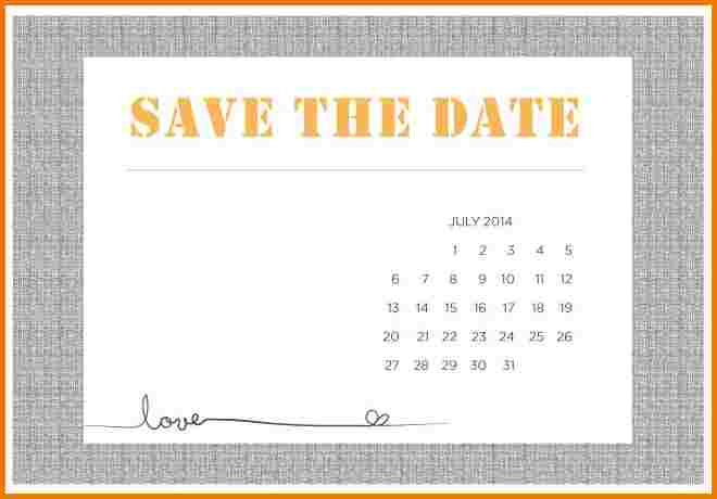 Save The Date Word Template Images Pretty Gray Save The