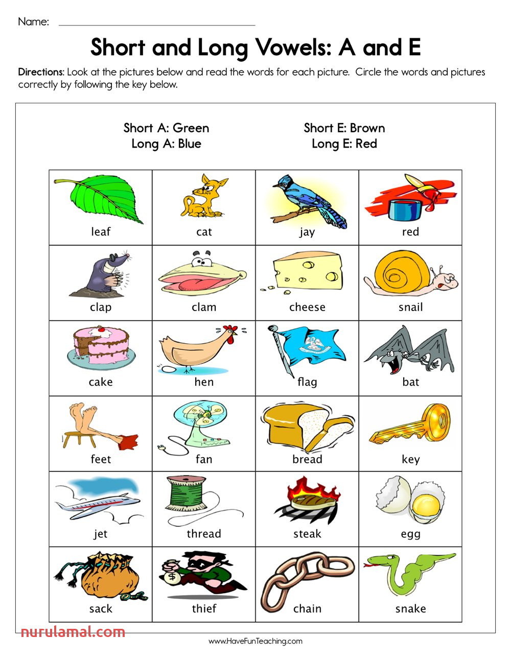 short and long vowels worksheet have fun teaching vowel sounds worksheets coloring book photo inspirations