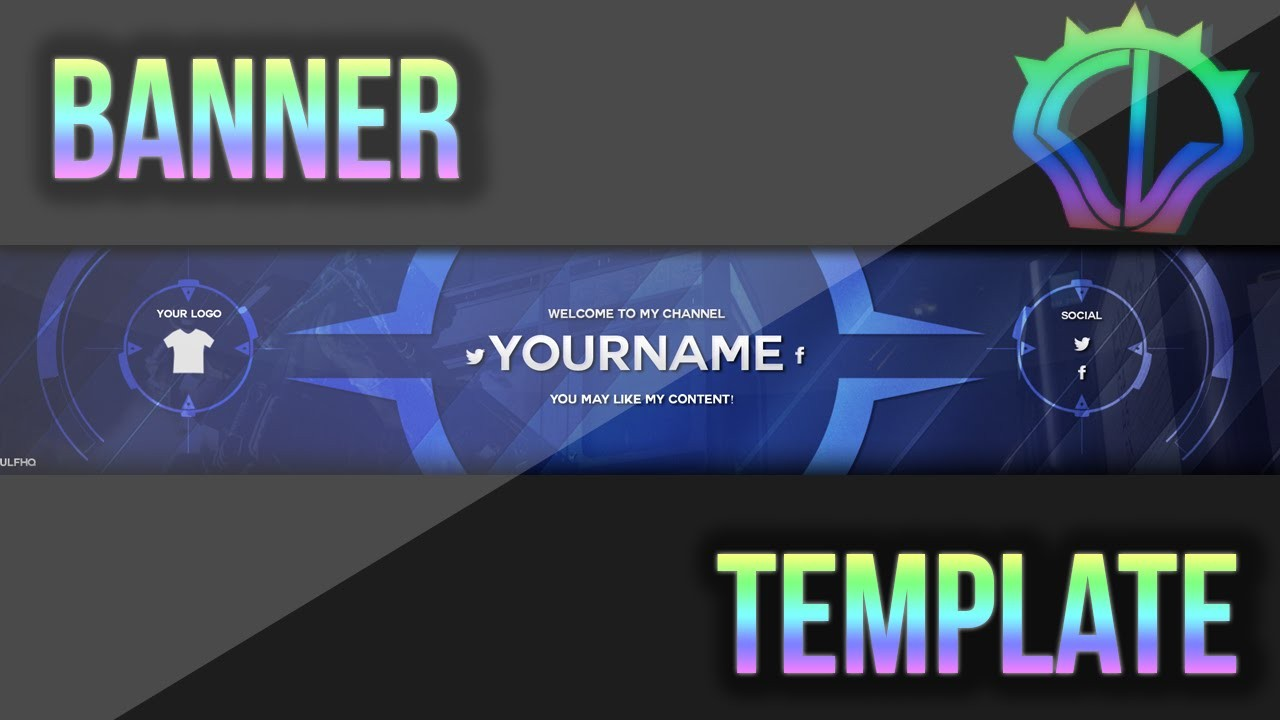 Sick Youtube Banner Template Youtube