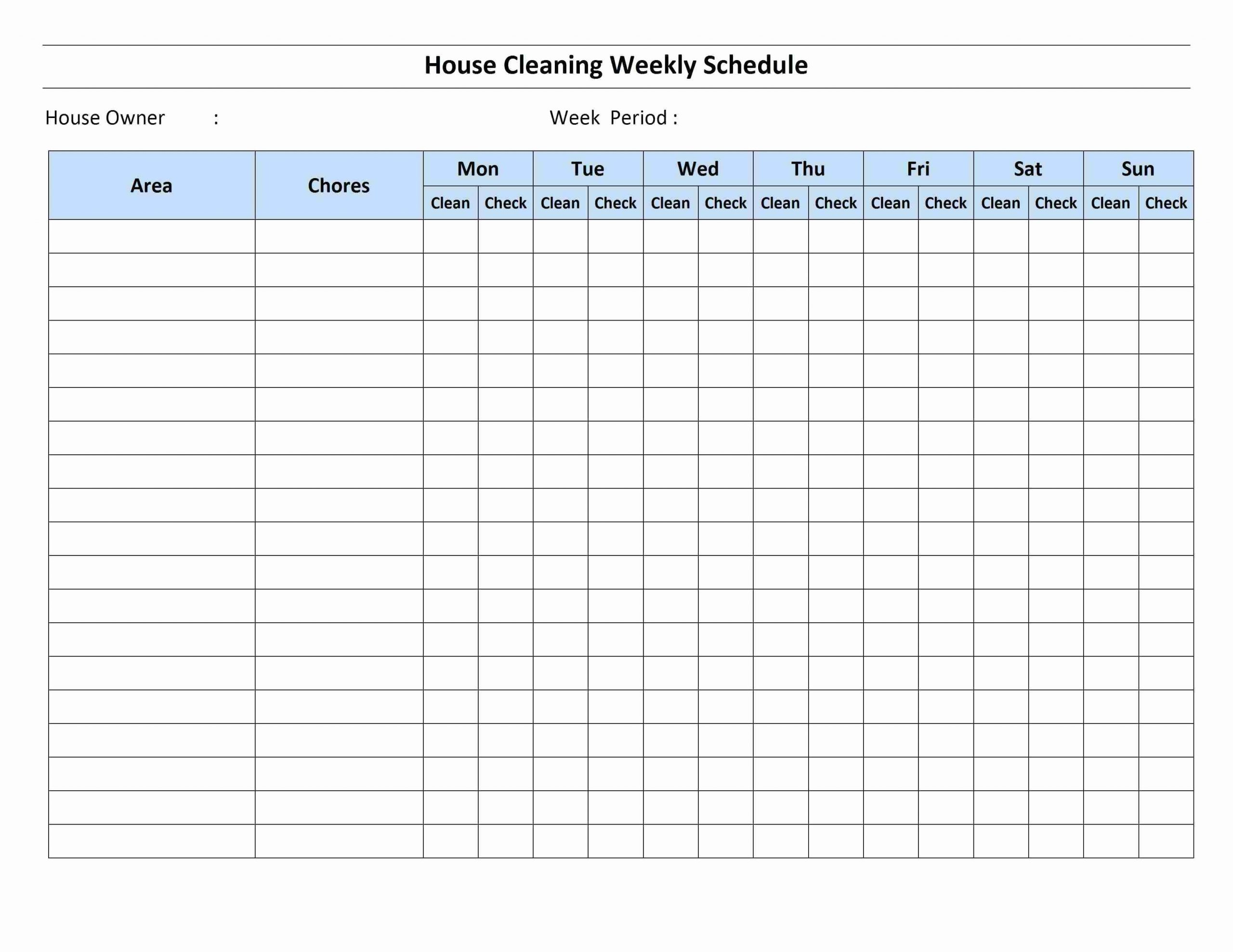Template Hours Of Operations Template