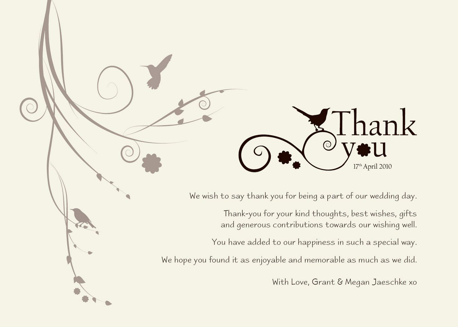 Thank You Card For Recommendation Letter Images Letter