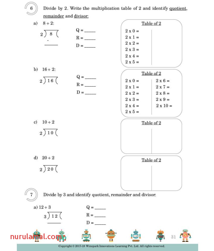 The 4 Operations Bundle Addition Subtraction Multiplication Division Set Of 4 Detailed Fun Maths Worksheets Class 3 Ages 7 9 Loved by Kids